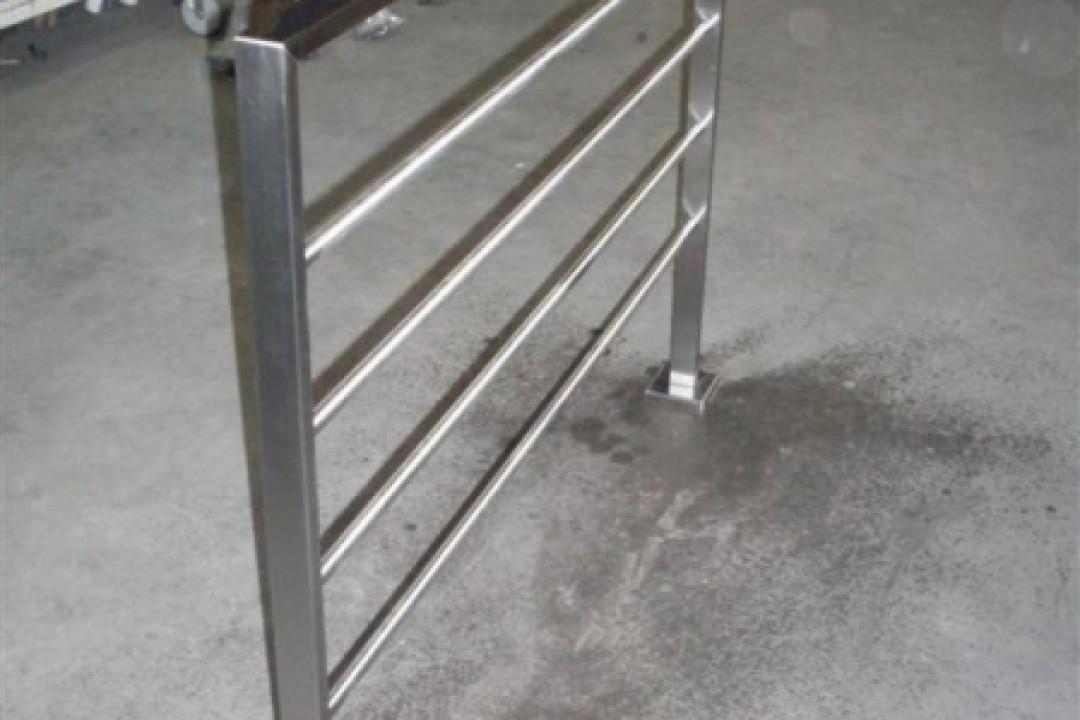 Constructies in RVS/INOX - trappenbouwers