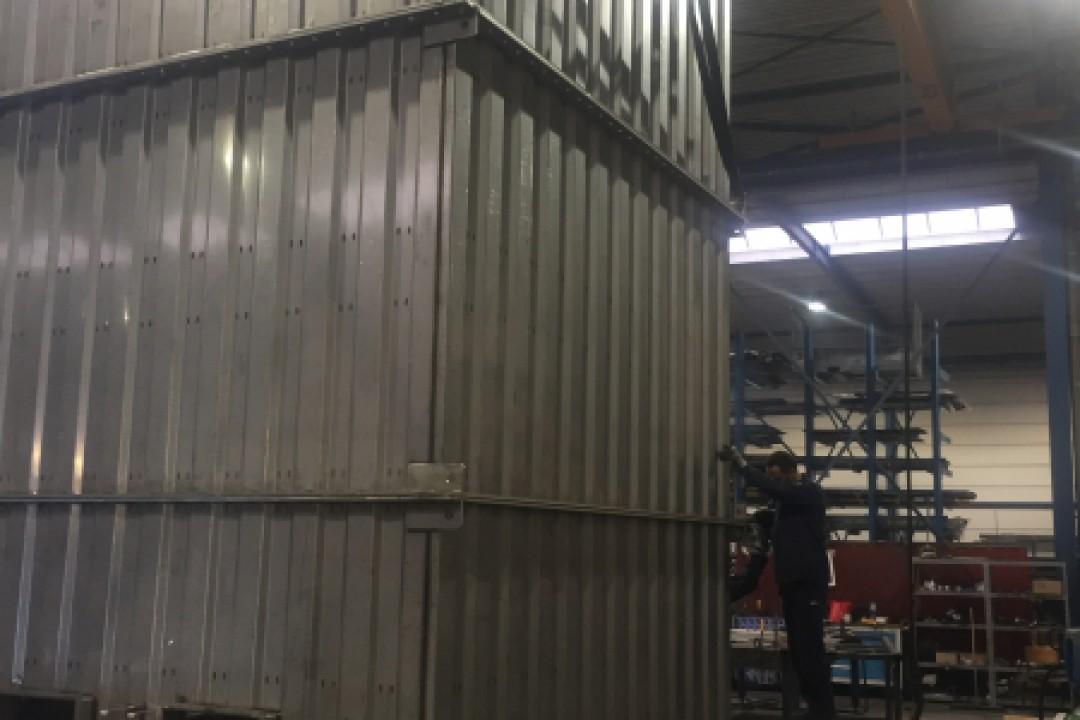 Constructies in RVS/INOX - Industrie