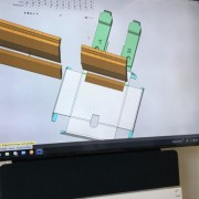 Tekenprogramma BOOST 3D voor zowel Laser als Plooiwerken